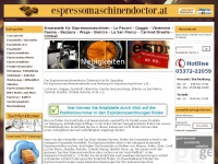 espressomaschinendoctor.at