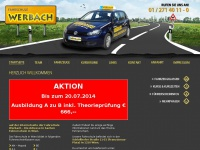 Fahrschule-werbach.at