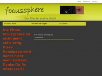 Focussphere.at