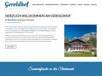 geroldhof.at