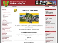 haidershofen.at