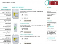hauer-cleaningproducts.at