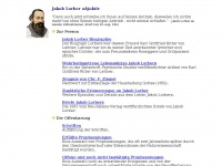 Jakob-lorber.at