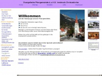 innsbruck-christuskirche.at