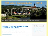 kamptalbahn.at