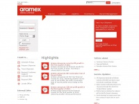 aramex.co.at