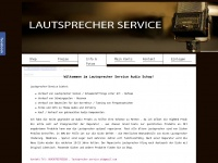 Lautsprecher-service.at