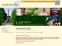 leichtfried-loden.co.at
