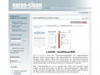 aaronclean.at