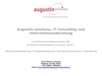 Augustin-solutions.at