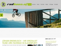Fahrradreparatur in Klagenfurt und Villach Brenkusch