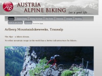 austriaalpinebiking.at