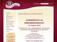 babenbergerhof.at