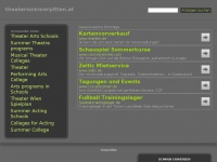 Theatersommerpitten.at