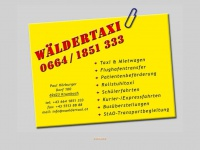 waeldertaxi.at