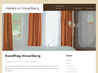 vorarlberg-hotels.at