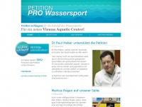 Wassersport-petition.at