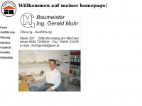 baumeistergeraldmuhr.at