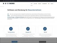 Bds at bds betriebsdatenservice software fr das bauunternehmen