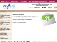 Newsletter.wollerei.co.at