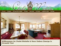chalet-ehrwald.at