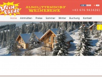 weinebene-almhuettendorf.at