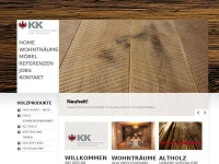 Kk-holzmanufaktur.at