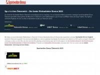 Sportwetten-bonus.at