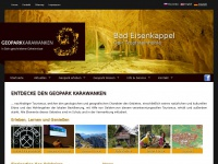 Geopark-karawanken.at