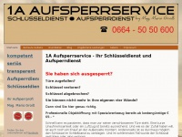 1a-aufsperrservice.at