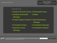 Orthographie.at