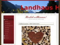 landhaushofer.com