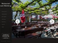 restaurantzumweinkrug.at