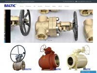 baltic-valve.com