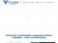 vijaycontainers.in