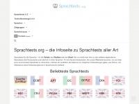 sprachtests.org