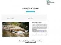canyoning-austria.at