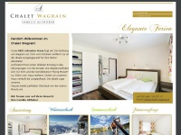 chalet-wagrain.at