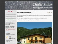 chalet-silber.at