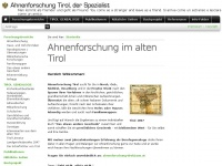 ahnenforschung-tirol.at