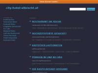 city-hotel-albrecht.at