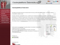 clusterplattform.at