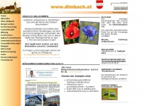 dimbach.at